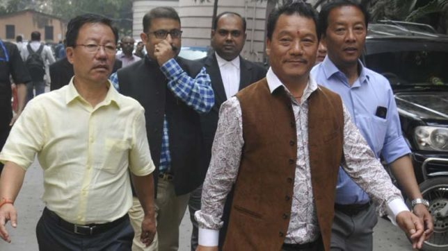 GJM leader Bimal Gurung and 2 others arrested in connection with Darjeeling blast