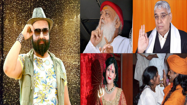 'King of Bling' Ram Rahim Singh convicted — 5 controversial 'godmen' who forgot to practice what they preach