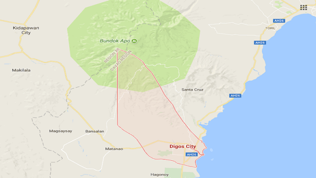 5.4 magnitude earthquake jolts southern Philippines