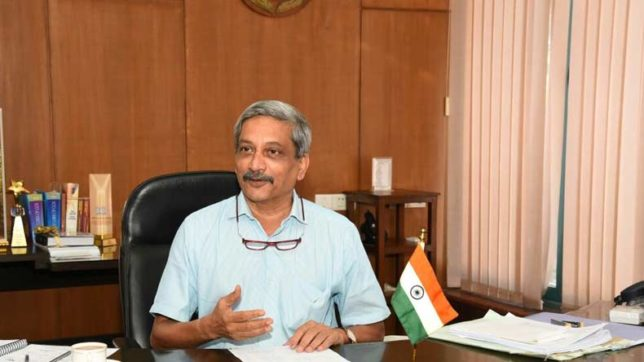 Goa: Police directed to crack down on rave parties, says CM Manohar Parrikar