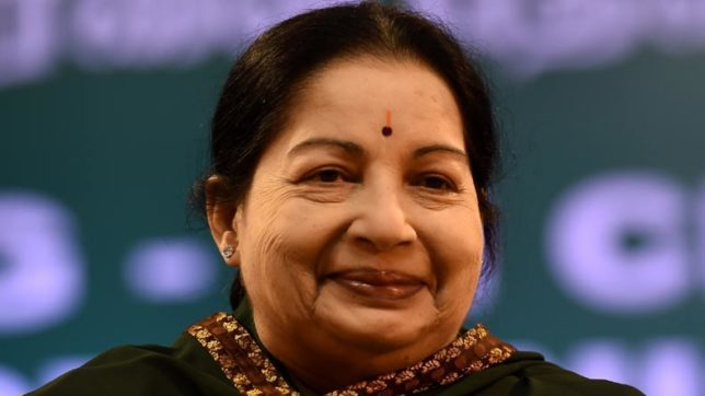 Tamil Nadu CM announces judicial probe into Jayalalithaa's death