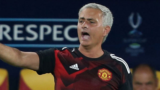 Jose Mourinho not getting carried away by Manchester United's brilliant start