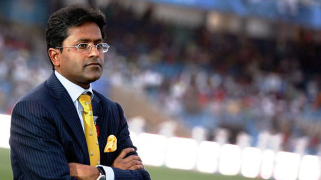 Lalit Modi quits cricket administration; resigns as president of Nagaur District Cricket Association