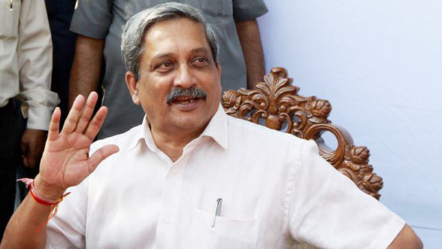 Facebook, WhatsApp will be misused ahead of by-poll, cautions Manohar Parrikar