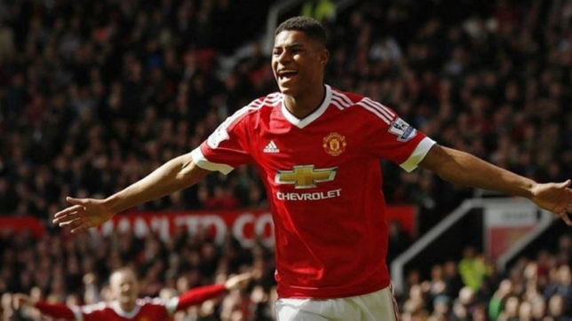 Jose Mourinho tells Rashford to enjoy criticism from rival fans
