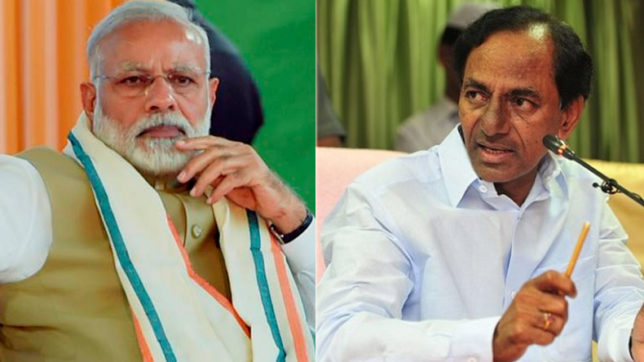Telangana to wait for PM Modi's response on 5 % GST for projects