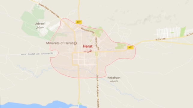 Afghanistan: At least 15 killed in Jawadia Mosque blast