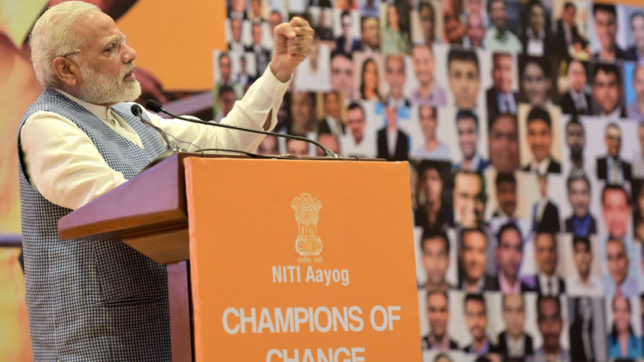 Focus needed on organic farming and allied sectors to increase income: PM Modi