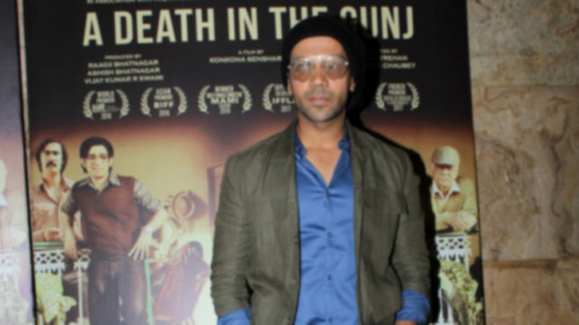 B-Town wishes more success to 'unstoppable' Rajkummar on 33rd birthday