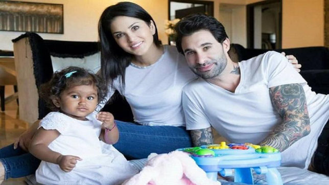 Daniel and I are hands-on parents, says Sunny Leone