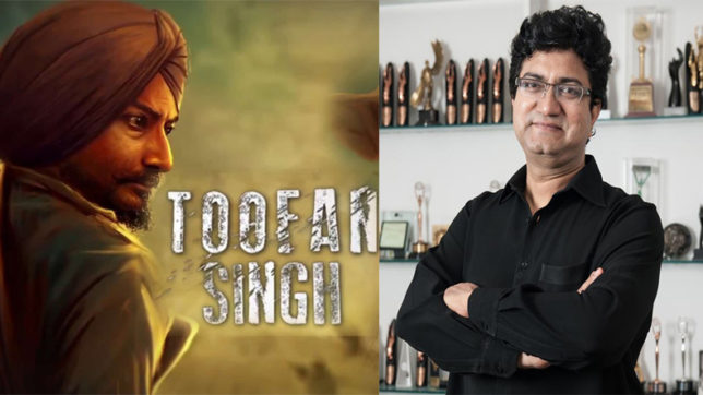 'Toofan Singh' banned by CBFC chief Prasoon Joshi. Here's the truth