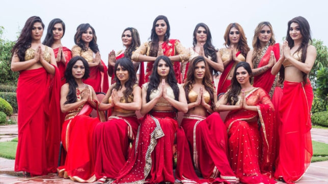 Trans woman from Kolkata crowned first Miss Transqueen India