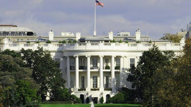 White House placed on a lockdown over a suspicious package