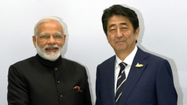 Japanese PM Shinzo Abe to arrive on Wednesday