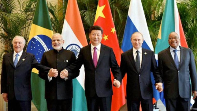 BRICS Summit against backdrop of plummeting Washington-Moscow ties