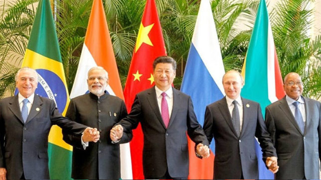 Diplomatic win for PM Modi — JeM, LeT & other terror outfits named at BRICS Summit