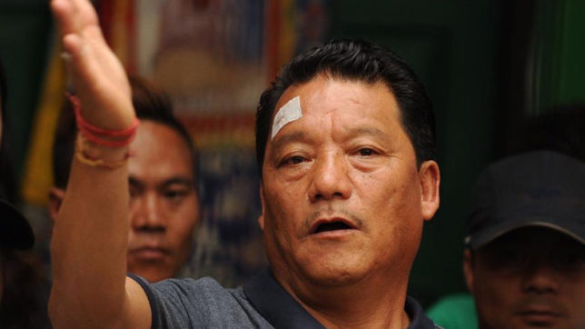 GJM delegation to Delhi to meet Rajnath Singh: Bimal Gurung