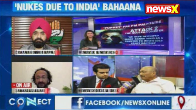 NewsX Connect: Abbasi dodges terror harbouring questions; will relations improve with new Pak PM?