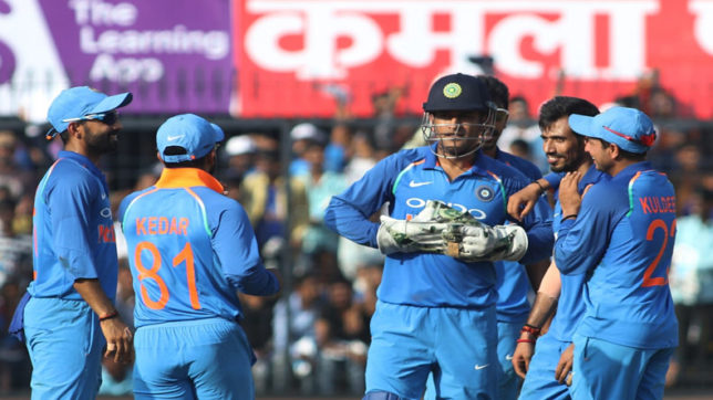 India vs Australia 4th ODI Live score Bengaluru chinnaswamy  Virat Dhoni Kedhar Rohit Steve Smith David Warner