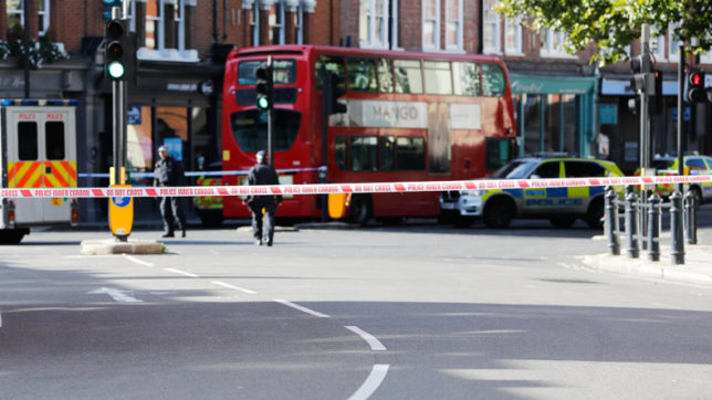 Third suspect arrested over London Tube bombing