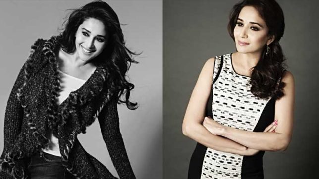 'Queen of hearts' Madhuri Dixit makes her international musical debut