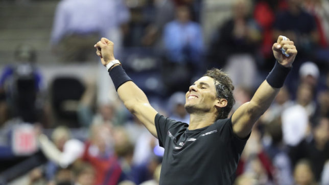 Being healthy and happy better than winning Grand Slams: Rafael Nadal
