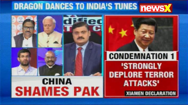 Nation At 9: In diplomatic victory for India at BRICS Summit, terror outfits named