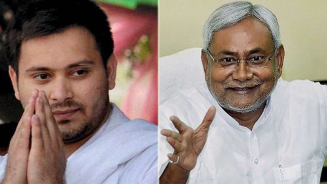 Lost power, can't give bungalow away; Tejashwi writes to Nitish Kumar