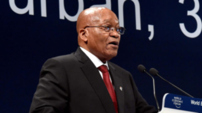 President South Africa Jacob Zuma
