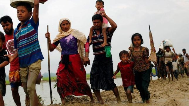 Rohingya Muslims deportation case: Centre begins to track illegal Myanmar refugees