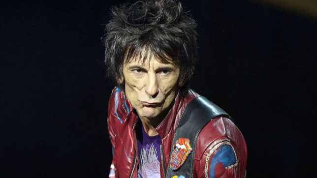 You have to have sex everyday, says Ronnie Wood