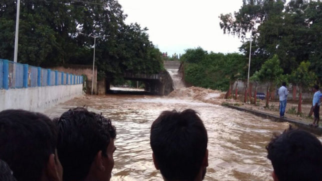 Rs 389 crore dam collapses a day before inauguration; Nitish Kumar cancels visit