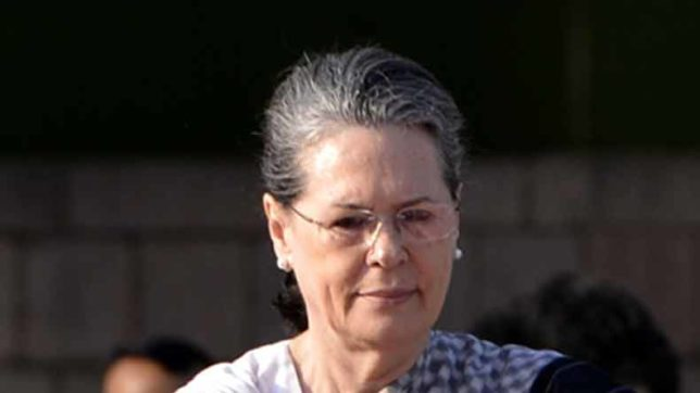 Teachers are 'true nation builders': Sonia Gandhi
