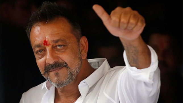 Rehearsed for 16 days for 'Tamma Tamma' song, says Sanjay Dutt