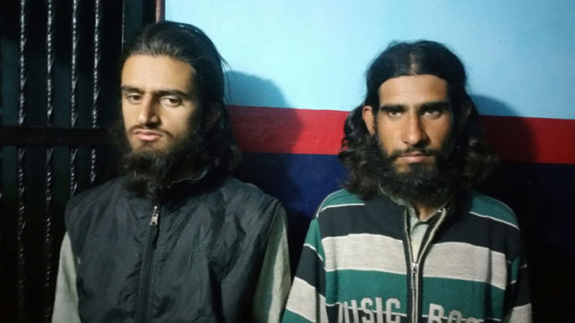 J&K: Two terrorists apprehended from Banihal for the recent attack on SSB jawans