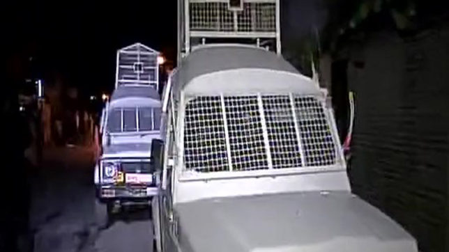 6 security personnel injured after terrorists attack patrol party in Pantha Chowk, Srinagar