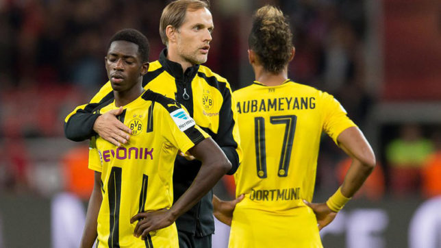 Dembele always wanted to play for Barcelona: Former Dortmund coach