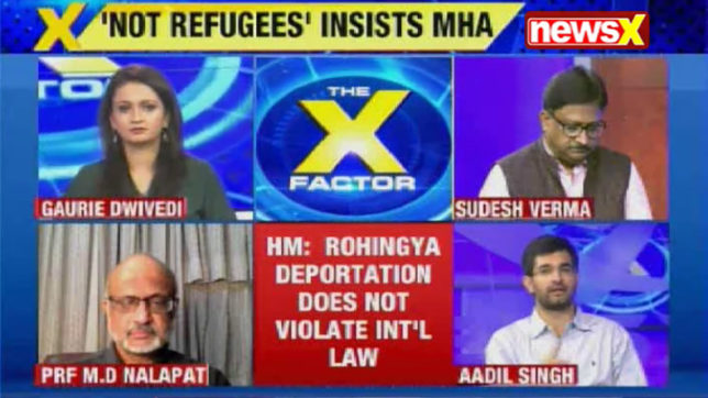 The X Factor: As India preps 'get out Rohingyas' order, legal war gets complicated