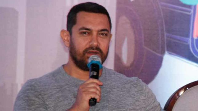 You can never predict a film's business: Aamir Khan