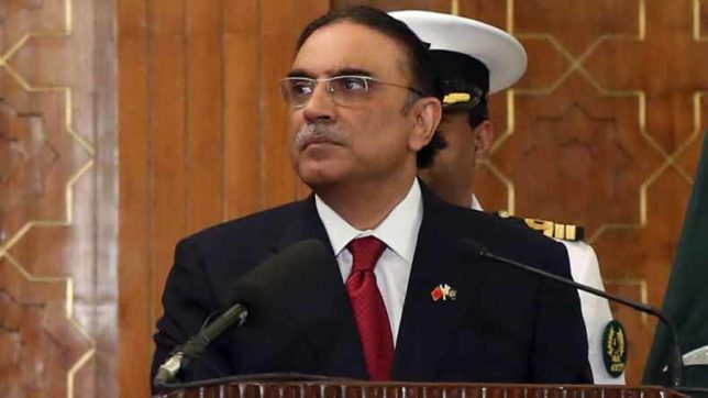 Asif Ali Zardari vows to appeal against Benazir Bhutto murder case verdict