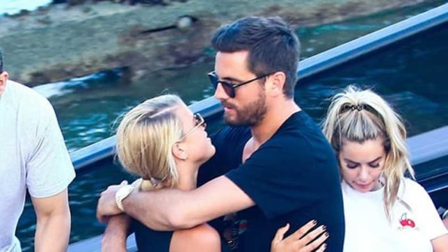 Scott Disick and Sofia Richie share intimate photos on Instagram; is love in the air?