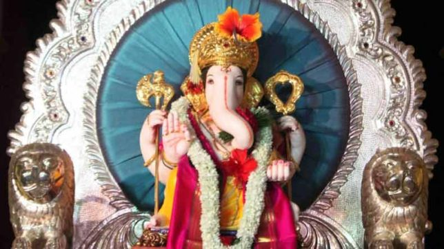 Ganesh procession underway in Hyderabad amid tight security