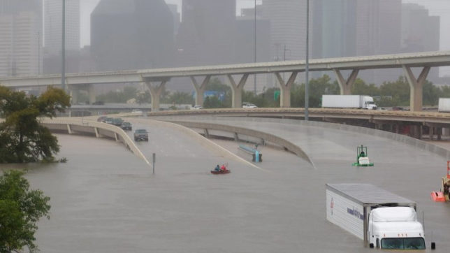 Hurricane Harvey: Death toll rises to 46