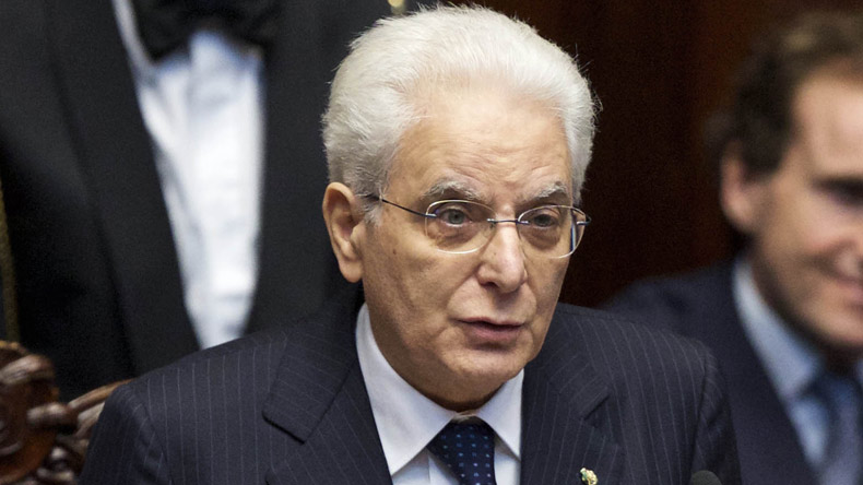 Net Neutrality Vote >> Italian President Sergio Mattarella urges legal migration to EU - NewsX
