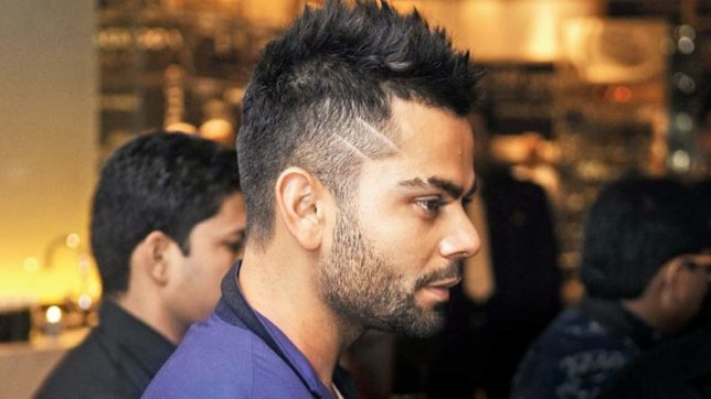 How to get Virat Kohli\'s beard style, hairstyle look? Watch video ...