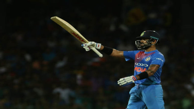 Kohli, Pandey power India to 7-wicket victory over Sri Lanka in lone T20I