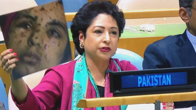 Pakistan attempt to defame India at UN gets exposed for referring Gaza woman as fake 'Kashmiri victim'