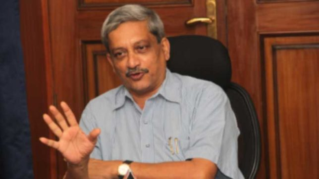 Public drinking banned in Goa soon: CM Manohar Parrikar