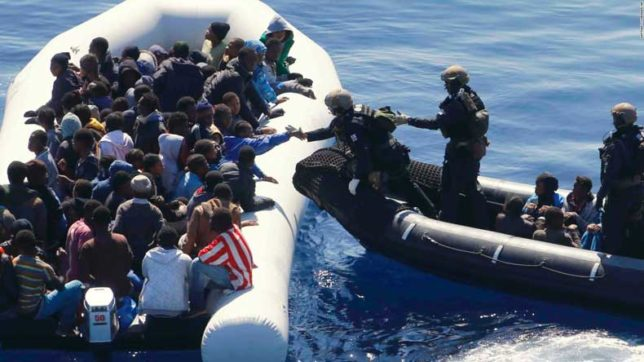 UN migration agency launches website to track missing migrants