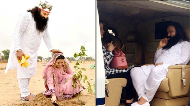 Ram Rahim's 'angel' daughter Honeypreet Insan goes missing, police issue lookout notice